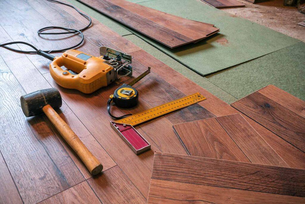 Tips in Cleaning Vinyl Floors